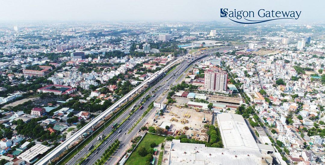 Khu đất dự án Saigon Gateway